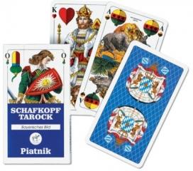 Piatnik 1822 Schafkopf Tarock