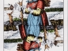 Unkarilaisten korttien talvi